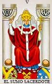 tarot de la semana El Sumo Sacerdote